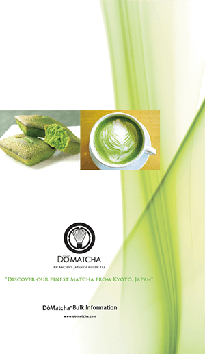 DōMatcha® Bulk Catalogue